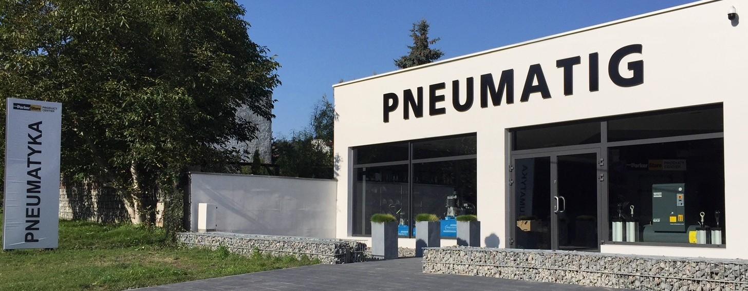 Salon sprzedaży w Gdyni